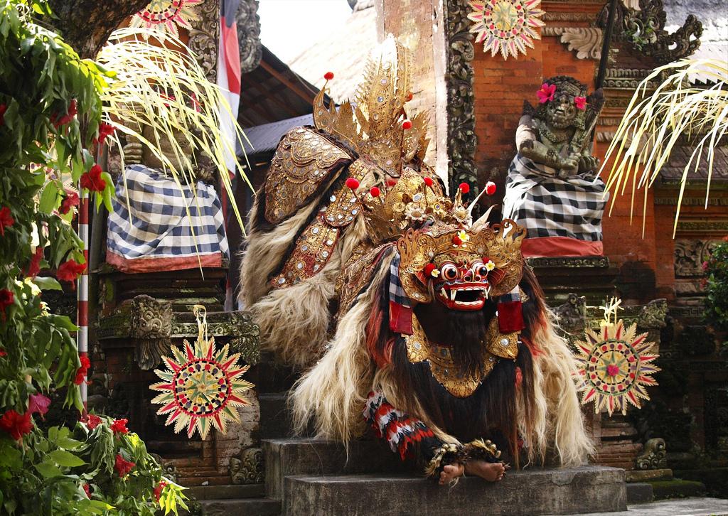 Barong - Kintamani Volcano Tour
