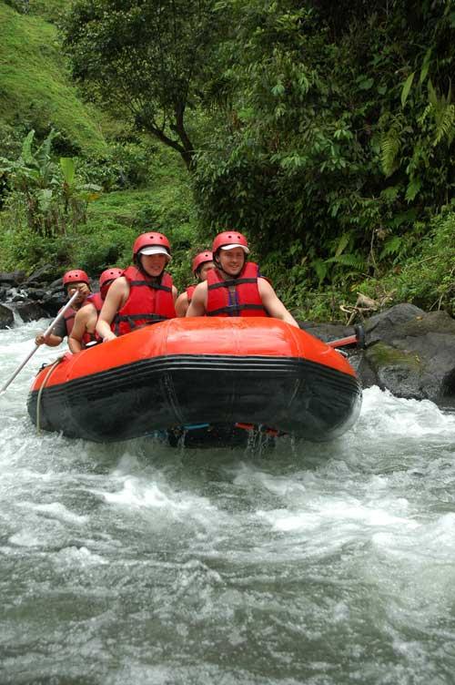Telaga Waja River Rafting