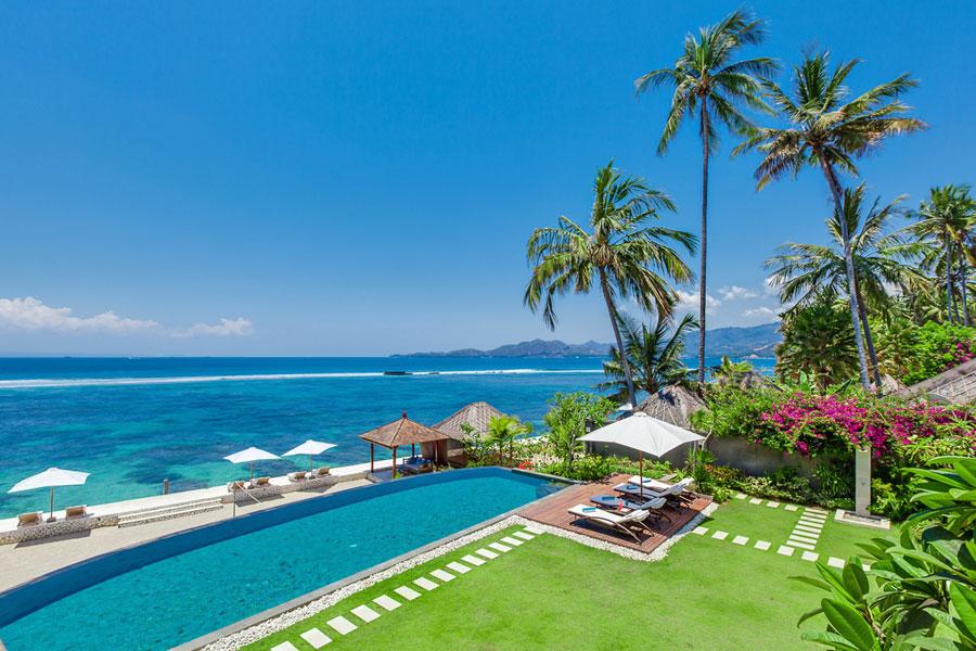 Modern Beach House Tirta Nila