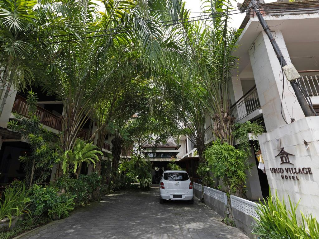 Ubud Village Hotel Bali Discover